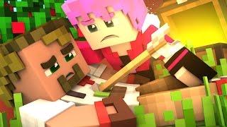 НЕ СМОТРИ НА МЕНЯ!! BLOOD #4 Murder in Minecraft