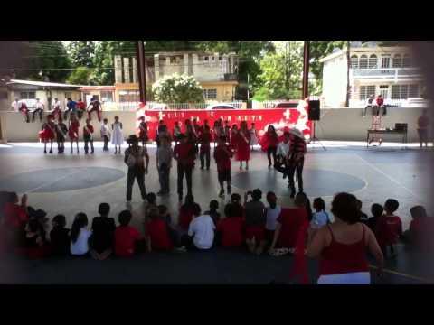 A caballito de Palo (grupo 5-2) Escuela Sabanetas Mani