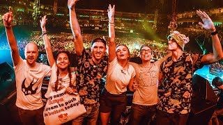 Above & Beyond - Push the Button moment (Live at Transmission Prague 2018) [4K]