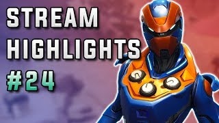 Fortnite - Stream Highlights #24 - July 2018 | DrLupo