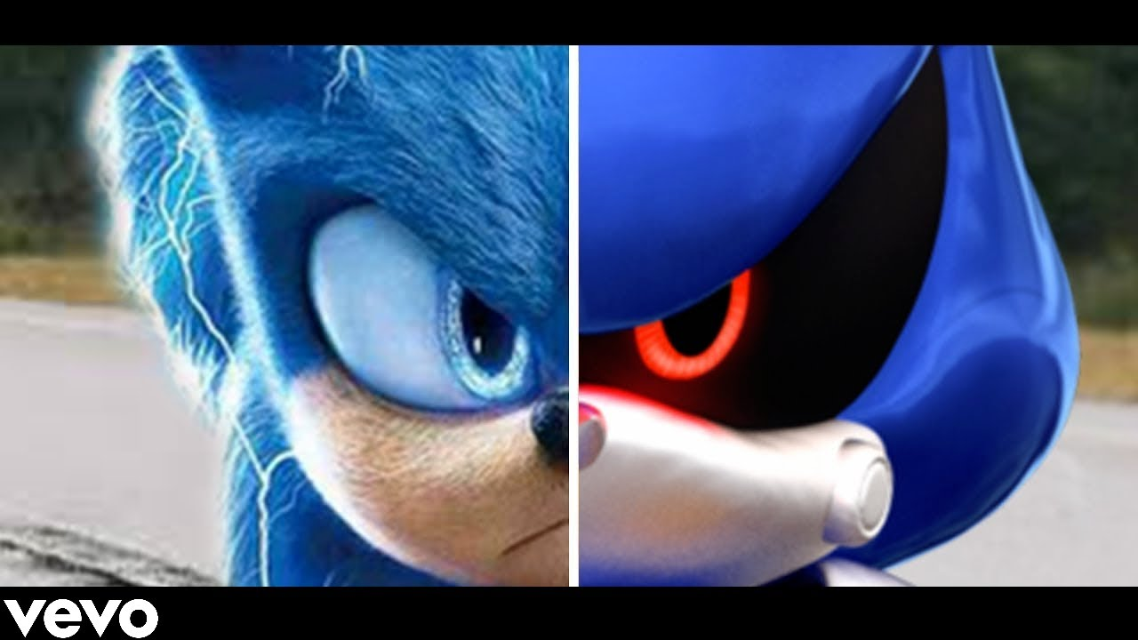 SONIC - Martin Garrix - Animals (Electro Sonic Video)