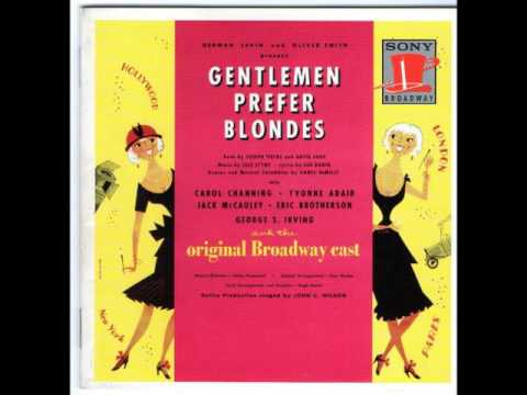 Gentlemen Prefer Blondes  - 01  Overture Gentlemen Prefer Blondes