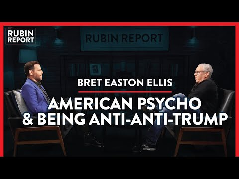 Cancel Culture, Trump & How I Lost Trust In The Media   Bret Easton Ellis   POLITICS   Rubin Report