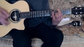 Вальс бостон.Песня на гитаре.Муз. и слова А. Розенбаум.