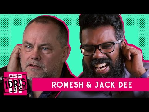 Jack Dee talks to Romesh about his spectacular comedy death