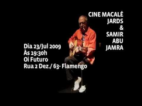 Multiplicidade 2009: Cine Macalé (Jards Macalé + Samir Abujamra)
