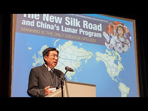 [中文] Prof. Shi Ze - Some Innovative Ideas Concerning the Method of Cooperation along the Silk Road