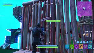 Fortnite Battle Royale - Highground just gets you in trouble!!