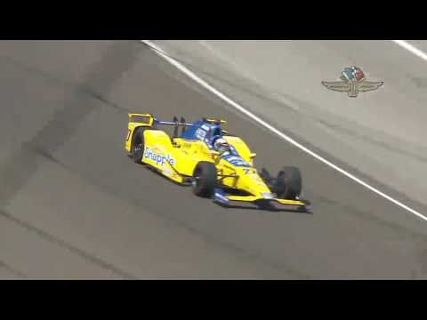 Day 3 Of Indianapolis 500 Practice - May 18, 2016