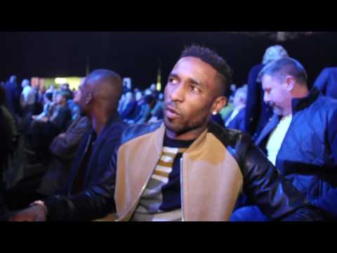 JERMAIN DEFOE - JAMES DEGALE VS CHRIS EUBANK JR WOULD BE UNBELIEVABLE FOR UK BOXING