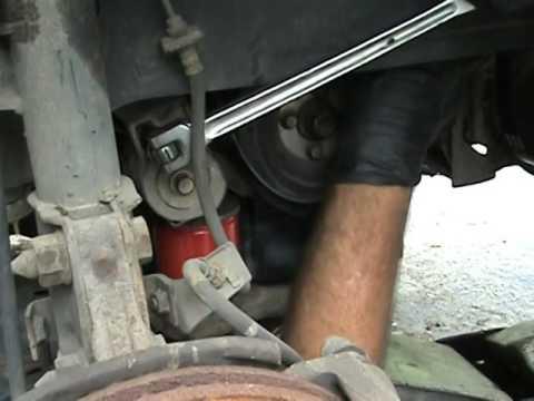 2004 Mitsubishi Galant Serpentine Belt Install - YouTube