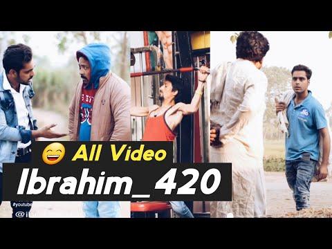 Ibrahim 420 Tik Tok || Ibrahim 420 New Video || Ibrahim 420 Ki Video || Ibrahim 420 ALL Comedy HD