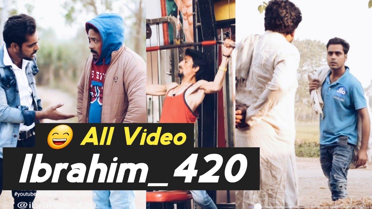 Download Ibrahim 420 tik tok || Ibrahim 420 New Video || Ibrahim 420 Ki Video || Ibrahim 420 ALL Comedy HD