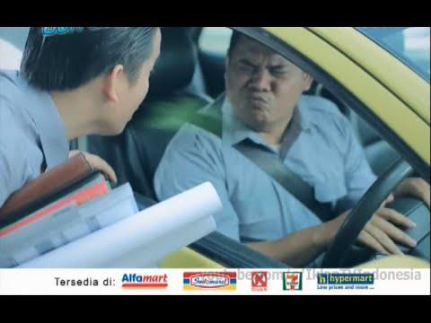 Iklan Gofress Segernya Express edisi Mau Naik Taksi