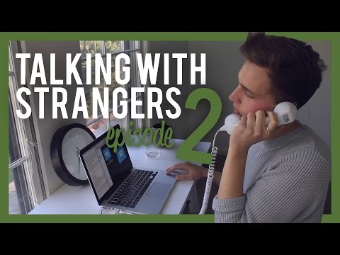 do not talk to strangers essay (incidentally, that's more or less what my parents told me when i was a child) but telling them never to talk to strangers, not even to respond to a greeting i just came to this site because i was doing an essay on strangers not talking to strangers is not good because never know.