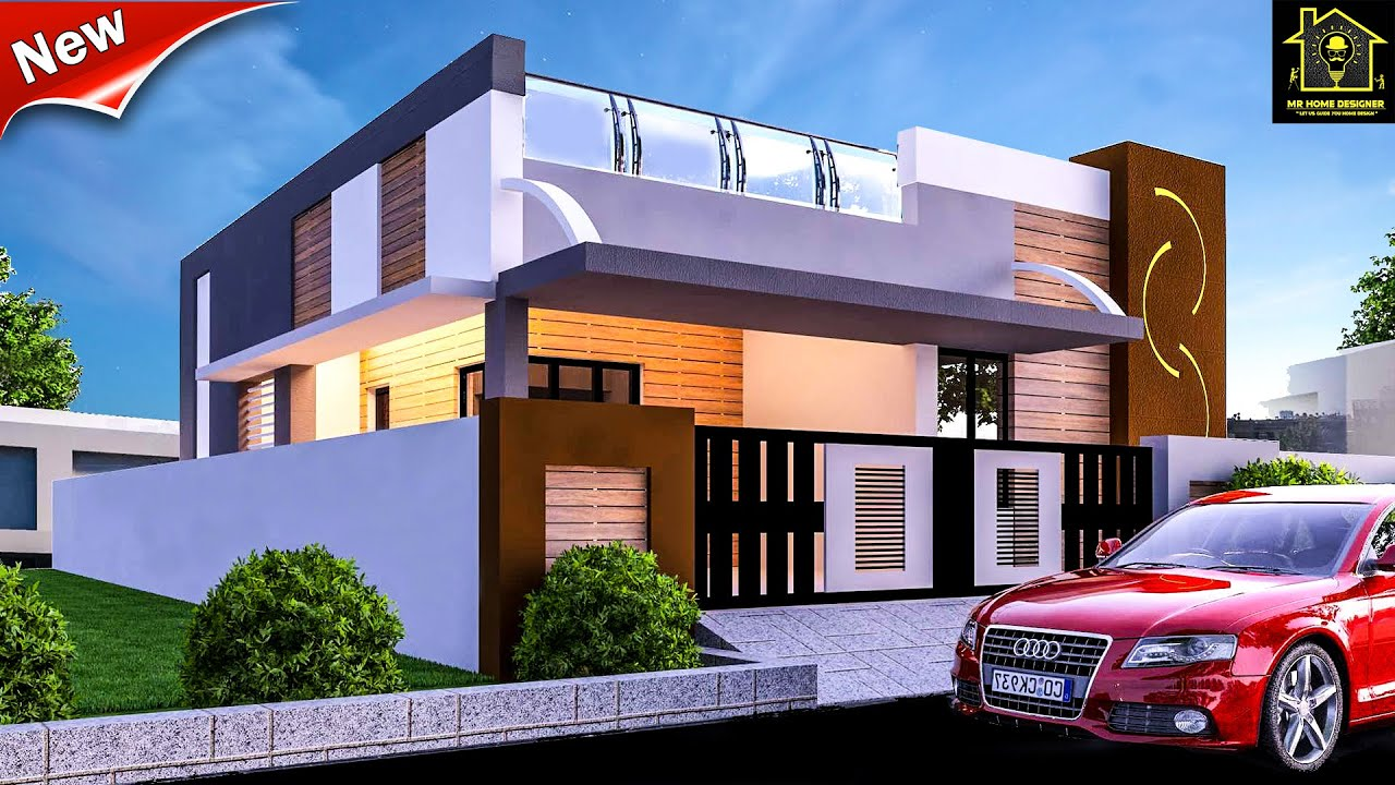30 Small House Front Elevation Designs | Ground Floor Elevation | Single Floor Houses Designs - YouTube
