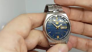 Seiko 5 Automatic 7009a 7009 3040f Dial Japan 7009 891l D From