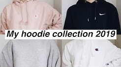 MY HOODIE COLLECTION 2019 // Melanie Locke