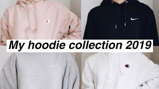 MY HOODIE COLLECTION 2019 // Melanie Locke