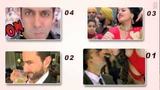 Bollywood TOP 20 ★ 2012 ★ | Most Viewed Songs of T-SERIES