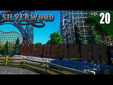 Silverwood Park | 2019 Planet Coaster Realistic Park Build - Ep. 20 |
