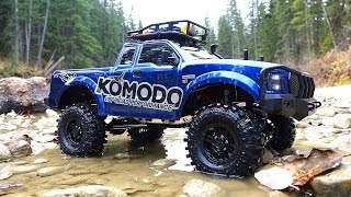 RC ADVENTURES - G Made GS01 Komodo 4x4 1/10 Electric Trail Truck - Let