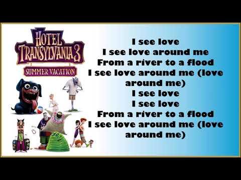 Jonas Blue I See Love Ft Joe Jonas Lyrics Youtube