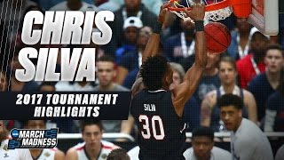 2017 NCAA Tournament: South Carolina's Chris Silva