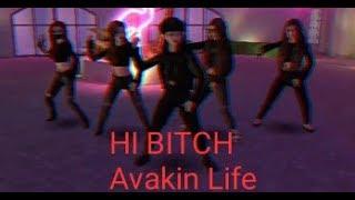 Hi bich |  Клип | Avakin Life | By: Åvå Dåshå