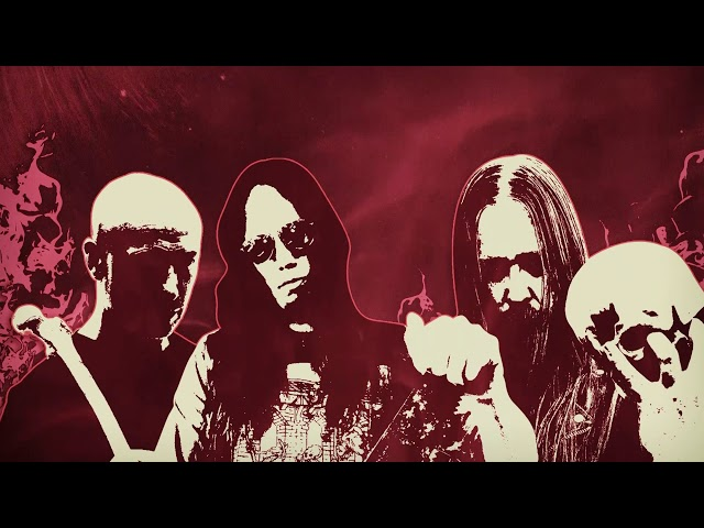 HEADS FOR THE DEAD (International) - Into The Red OFFICIAL LYRIC VIDEO (Death Metal)