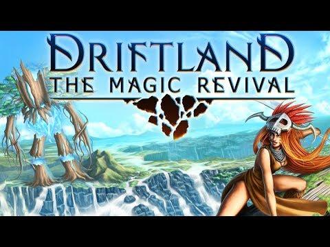 Driftland: The Magic Revival - The Magic Touch
