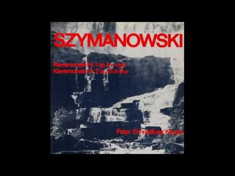 Szymanowski: Piano Sonata No. 2 in A major, Op. 21 - Peter Schmalfuss