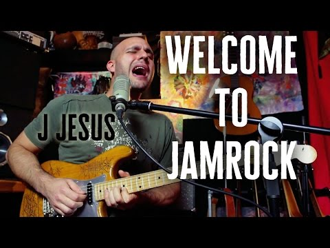 Welcome to Jamrock - Damian Marley - Cover by J Jesus - JJesusMusic