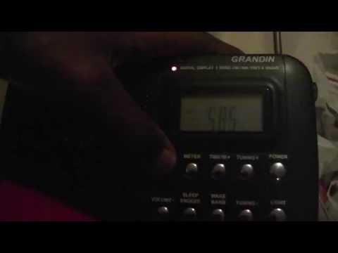 Radio Nacional de España on 585 khz received in West France