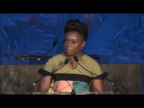 Chimamanda Ngozi Adichie - World Humanitarian Day 2016