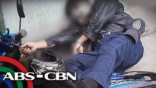 TV Patrol: Pulis, napatay sa Caloocan dahil umano sa droga