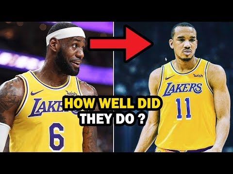 Grading Every Lakers Free Agent Signing After Not Getting Kawhi Leonard