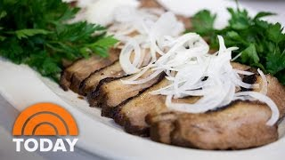 Homestyle Brisket And Bisket Fried Rice: Adam Richman's Double Duty Recipe | TODAY