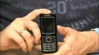 nokia 6500 Сlassic - видеообзор