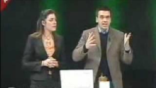 L'arresto di Piergianni Prosperini in diretta tv