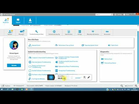 HP Support Assistant Review And How To Use The Software.
