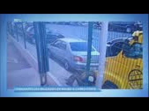 Vigilantes são baleados durante assalto a carro-forte