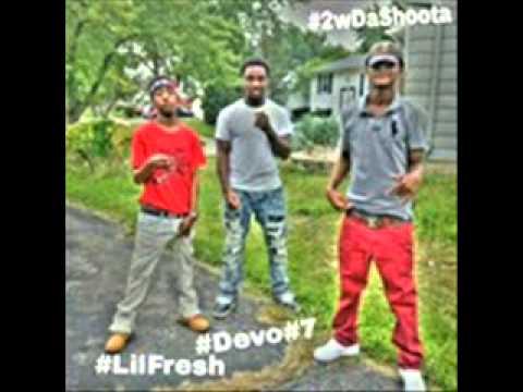 Lil Fresh ft Devo ft 2W- Freestyle