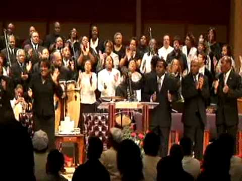 """""""Brought Me Through This"""" Mt. Peace Baptist Church"""