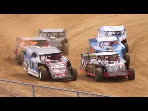RUSH Pro Mod Heat One | McKean County Raceway | 4-22-17