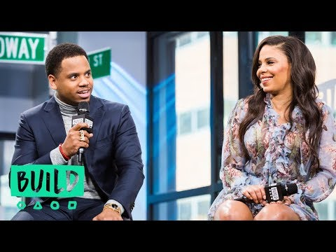 Sanaa Lathan And Mack Wilds Discuss Their Series,