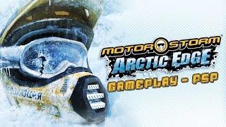 "PCSX2 - MotorStorm Arctic Edge ""Ice Rage"", Playstation 2 emulator for PC, 1.5.0"