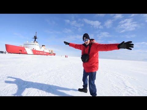 Coast Guard Cutter Polar Star - Deep Freeze 2016