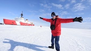 Coast Guard Cutter Polar Star - Deep Freeze 2016