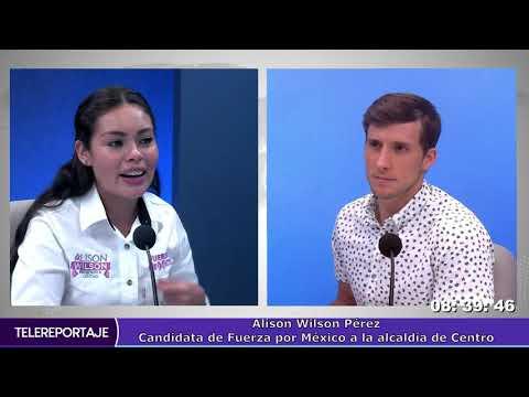 Acusa candidata de FXM a la alcaldía de Centro compra de votos por parte del PRI